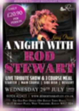 2020 Rod Stewart - Robertos - july Showt