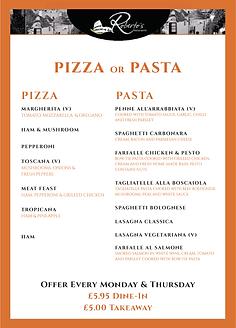 Robertos Pizza Or Pasta £5.95 £5.00.png