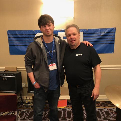 Me & Mike Sigler