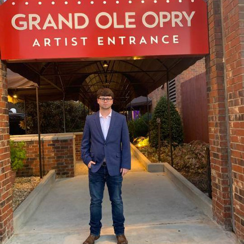 Grand Ole Opry October 16, 2019