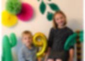anniversaire pour enfants