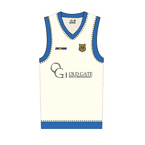 Mytholmroyd CC Sleeveless Playing Sweater