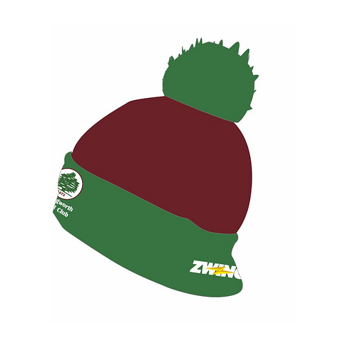 Cullingworth CC Bobble Beanie