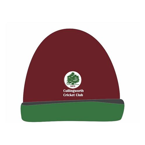 Cullingworth CC Beanie Hat