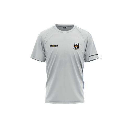 Halifax League T20 White T-Shirt