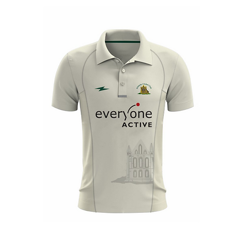 Whitby CC Short Sleeve Playing Shirt