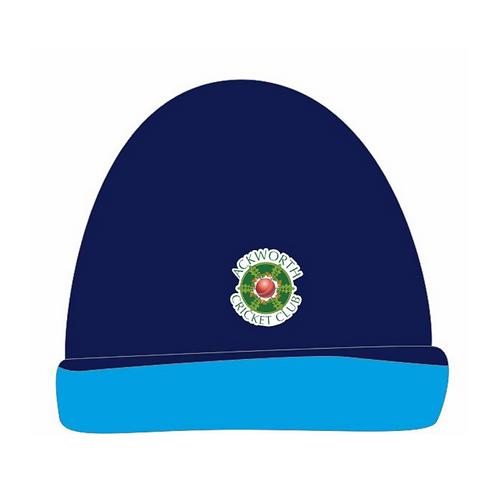 Ackworth CC Beanie Hat
