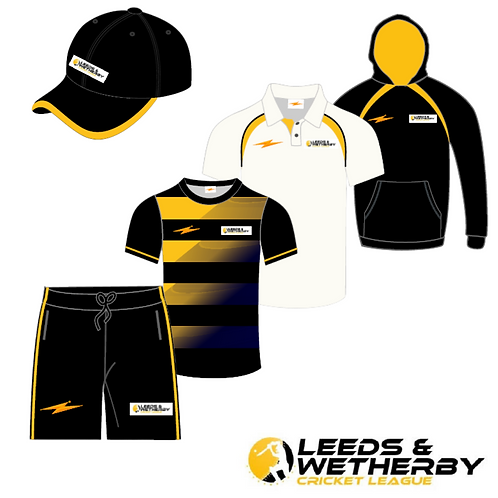 Leeds and Wetherby CL 5 Piece Kit Bundle