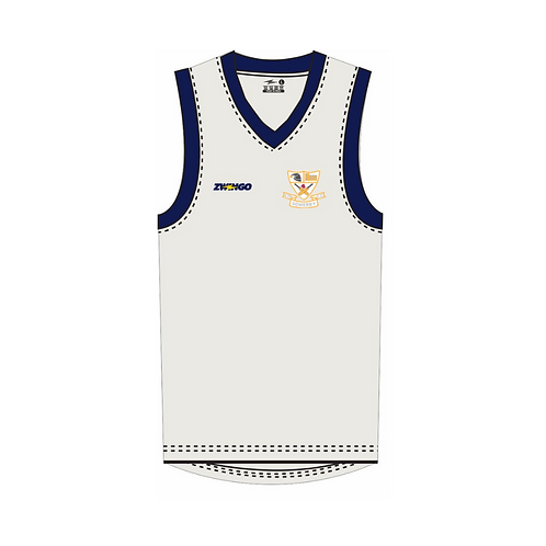 Sowerby St Peters CC Sleeveless Playing Sweater