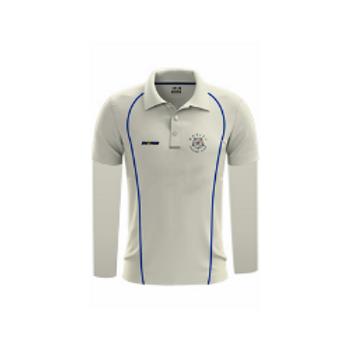 Warley CC Long Sleeve Playing Shirt