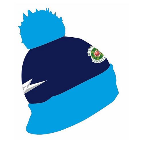 Ackworth CC Bobble Beanie Hat
