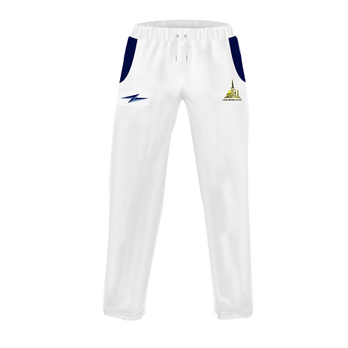 Low Moor HTCC Cricket Trousers