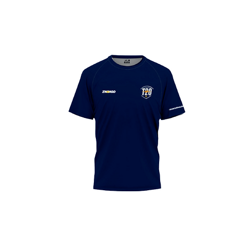 Halifax League T20 Navy T-Shirt