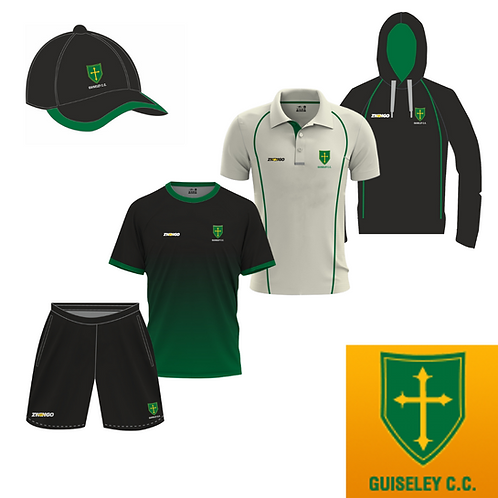 Guiseley CC 5 Piece Kit Bundle