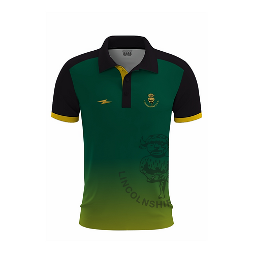 Lincolnshire CCC T20 Short Sleeve Playing Shirt