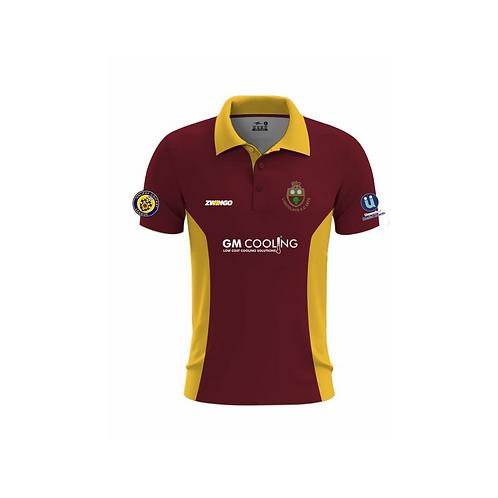 Lightcliffe Ladies CC T20 Short Sleeve Playing Shirt