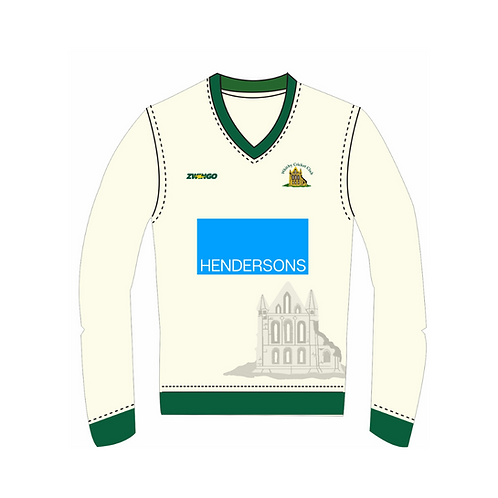 Whitby CC Long Sleeve Playing Sweater