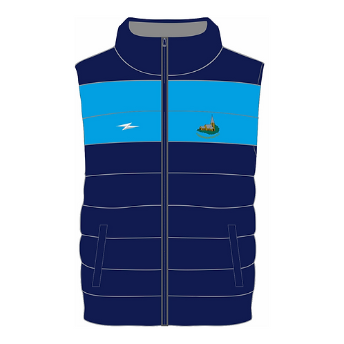 Ribblesdale Wanderers CC Puffer Jacket