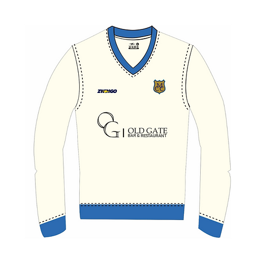 Mytholmroyd CC Long Sleeve Playing Sweater