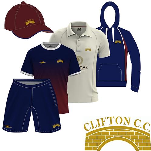 Clifton CC 5 Piece Kit Bundle