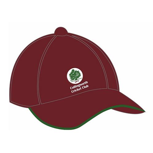 Cullingworth CC Baseball Cap