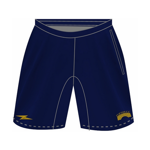 Clifton CC Training Shorts