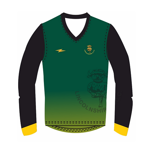Lincolnshire CCC T20 Long Sleeve Playing Sweater