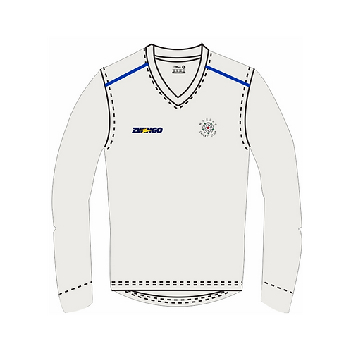 Warley CC Long Sleeve Playing Sweater