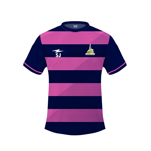 Low Moor HTCC Pink Training Shirt