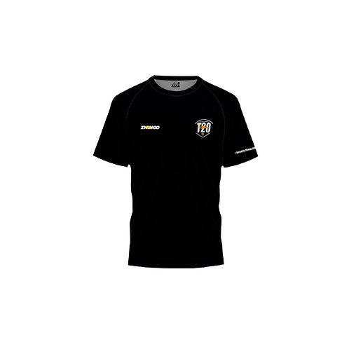 Halifax League T20 Black T-Shirt