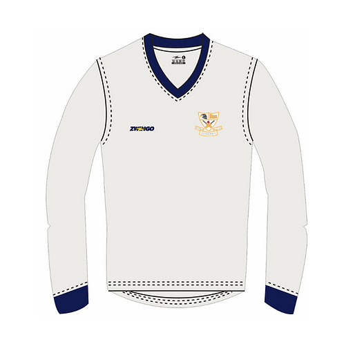 Sowerby St Peters CC Long Sleeve Playing Sweater