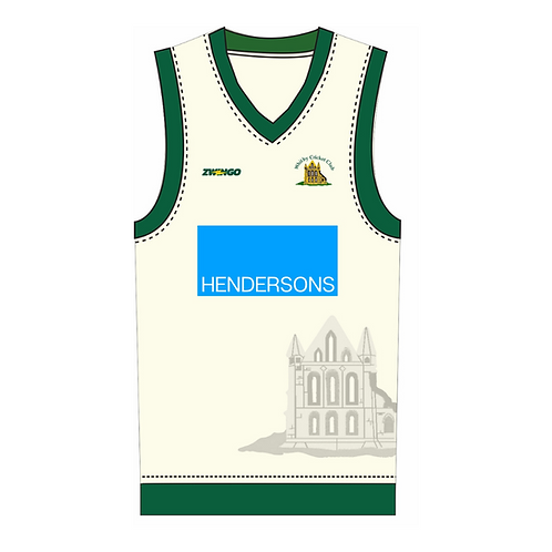 Whitby CC Sleeveless Playing Sweater