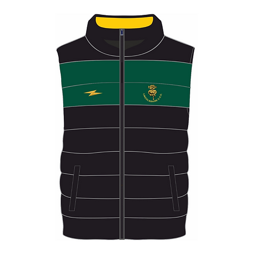 Lincolnshire CCC Puffer Gilet