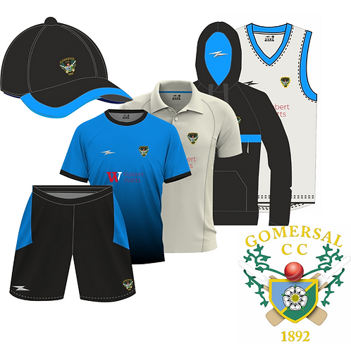 Gomersal CC 6 Piece Kit Bundle