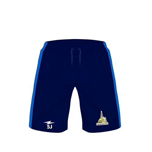 Low Moor HTCC Blue Training Shorts
