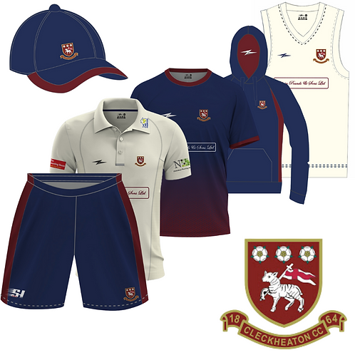 Cleckheaton CC 6 Piece Kit Bundle