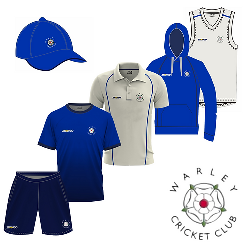 Warley CC 6 Piece Kit Bundle