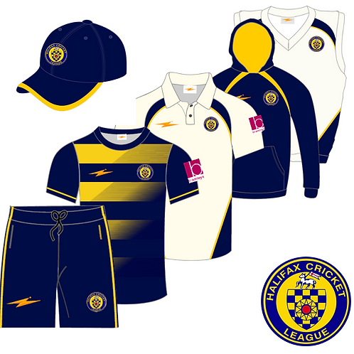 Halifax League 6 Piece Kit Bundle