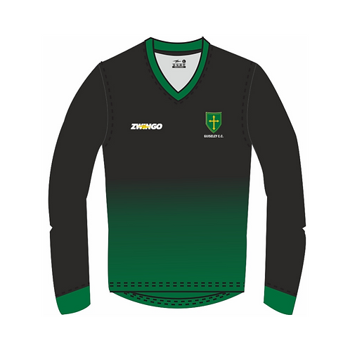 Guiseley CC T20 Long Sleeve Playing Sweater