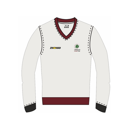 Cullingworth CC Long Sleeve Playing Sweater