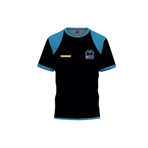 Western Wolves Training Shirt