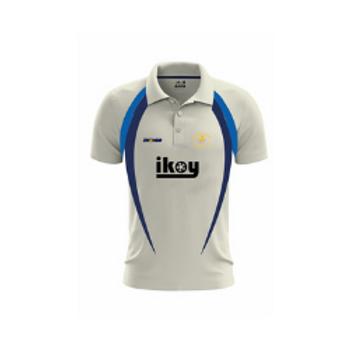 Queensbury CC Short Sleeve Junior Playing Shirt