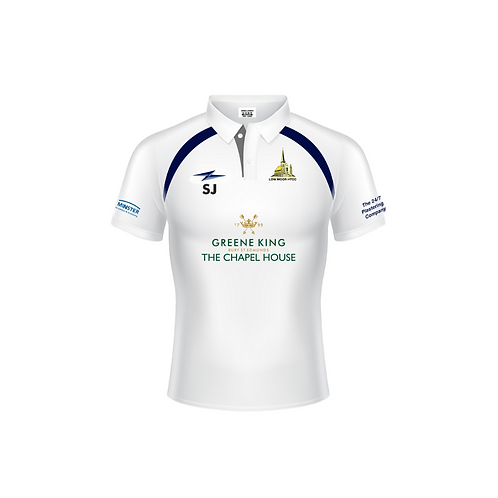 Low Moor HTCC Short Sleeve Playing Shirt