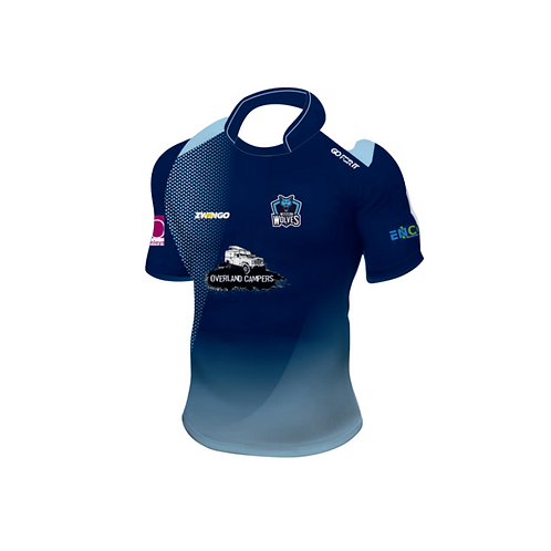 Western Wolves T20 Playing Shirt