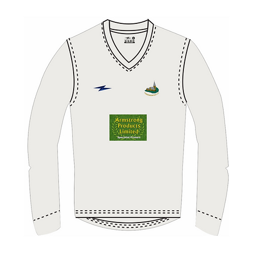 Luddendenfoot CC Long Sleeve Playing Sweater