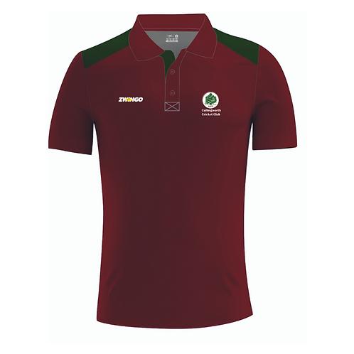 Cullingworth CC Polo Shirt