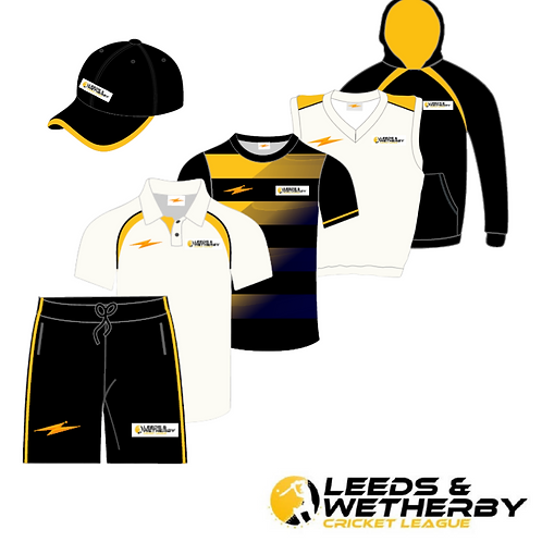 Leeds and Wetherby CL 6 Piece Kit Bundle