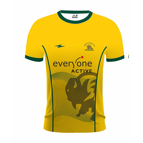 Whitby CC Coloured Playing Shirt