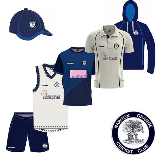 Nawton Grange CC 6 Piece Kit Bundle