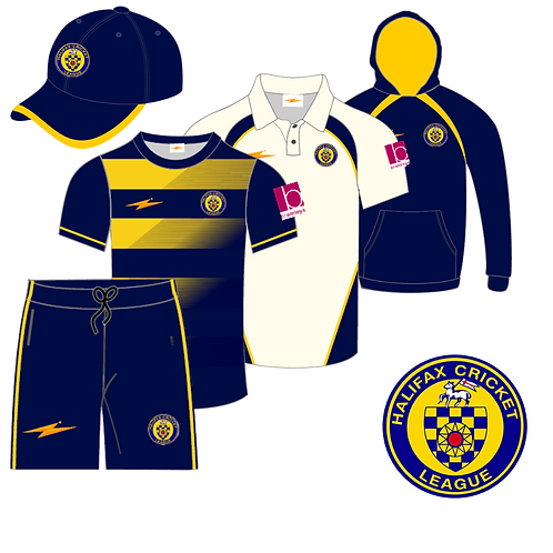Halifax League 5 Piece Kit Bundle